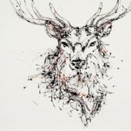 Kathryn Callaghan - 'Exchange' Stag